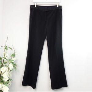 J Crew Collection Satin Trim Tuxedo Wool Pants